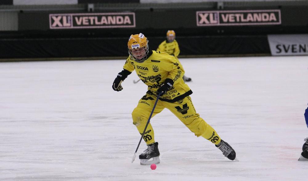 Ytterell fortsätter i AIK
