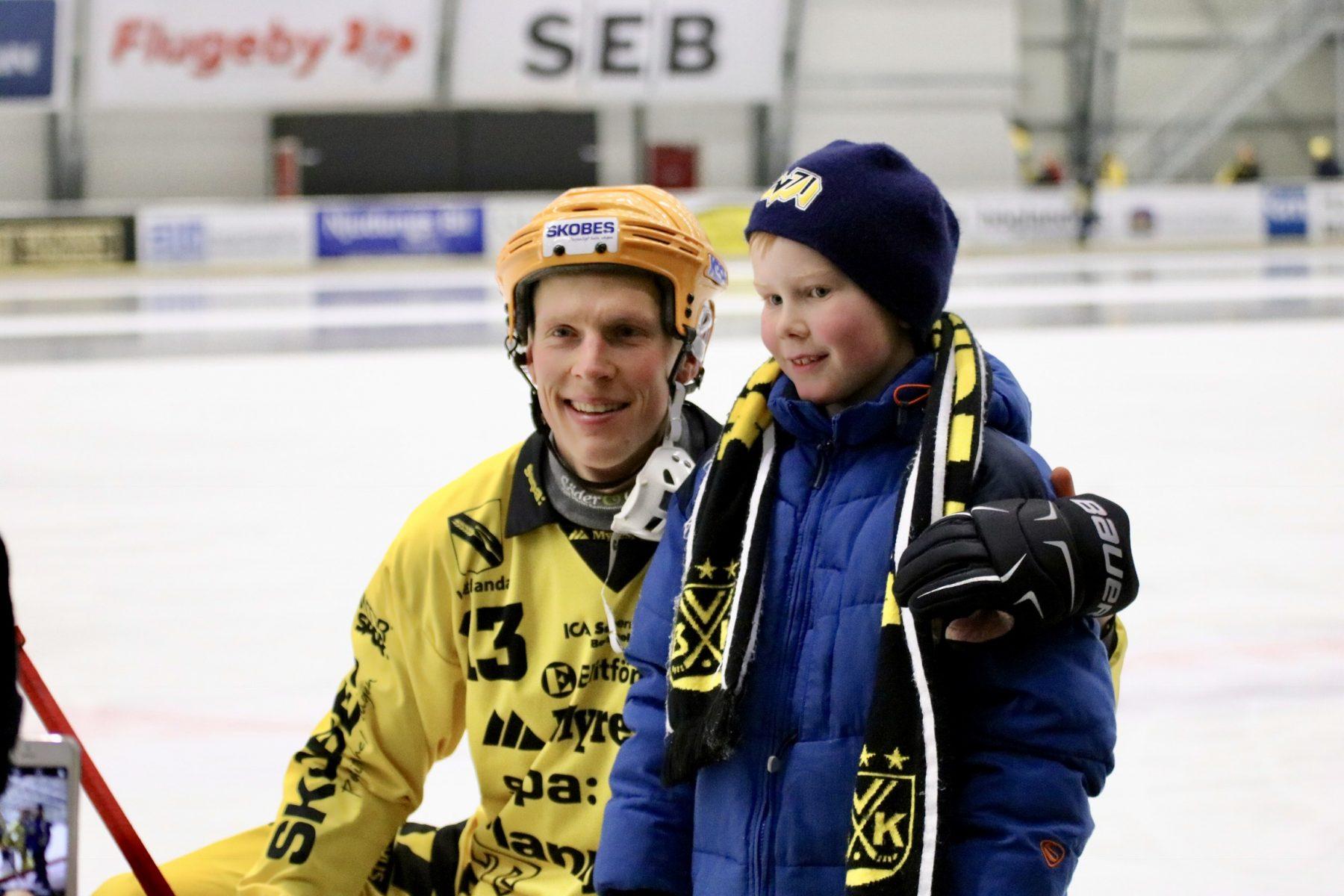 Viktor Törner är vår kapten