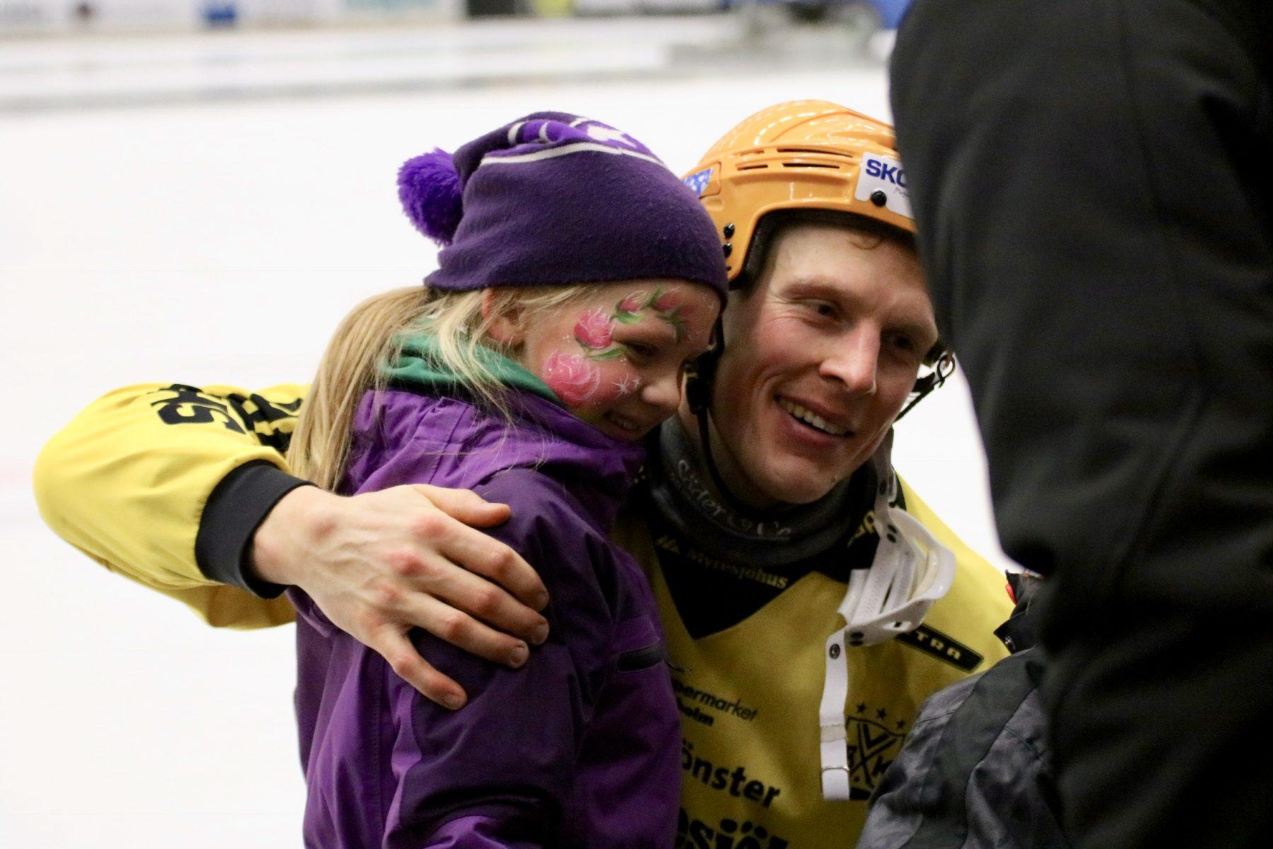 Viktor Törner Familjedagen 2017