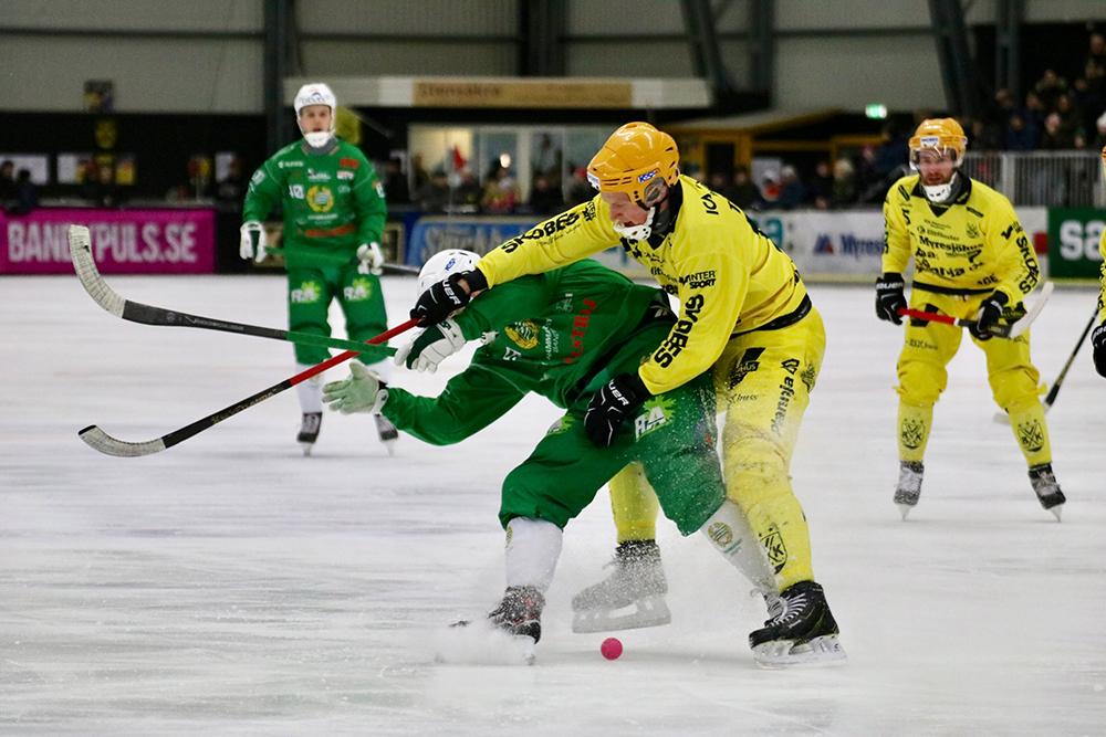Viktor Törner mot Hammarby