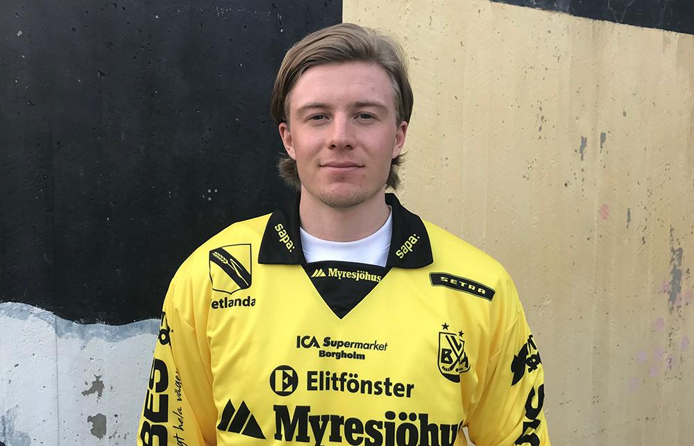 Vi hälsar första nyförvärvet Axel Ekholm välkommen till VBK