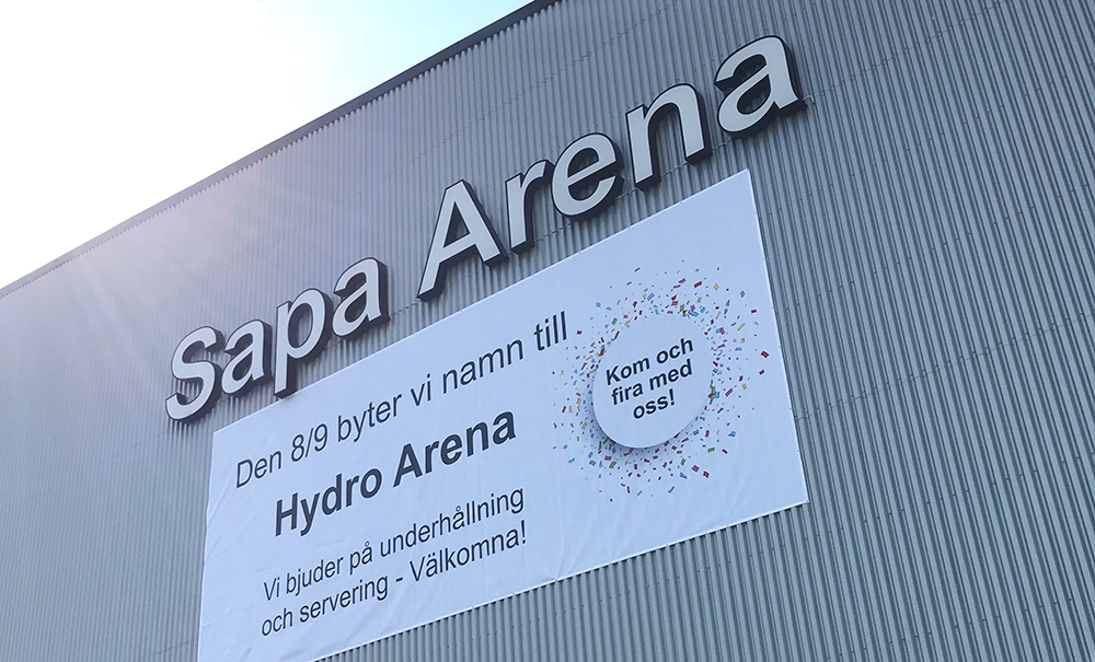 Fem anledningar att besöka Hydro Arena i helgen