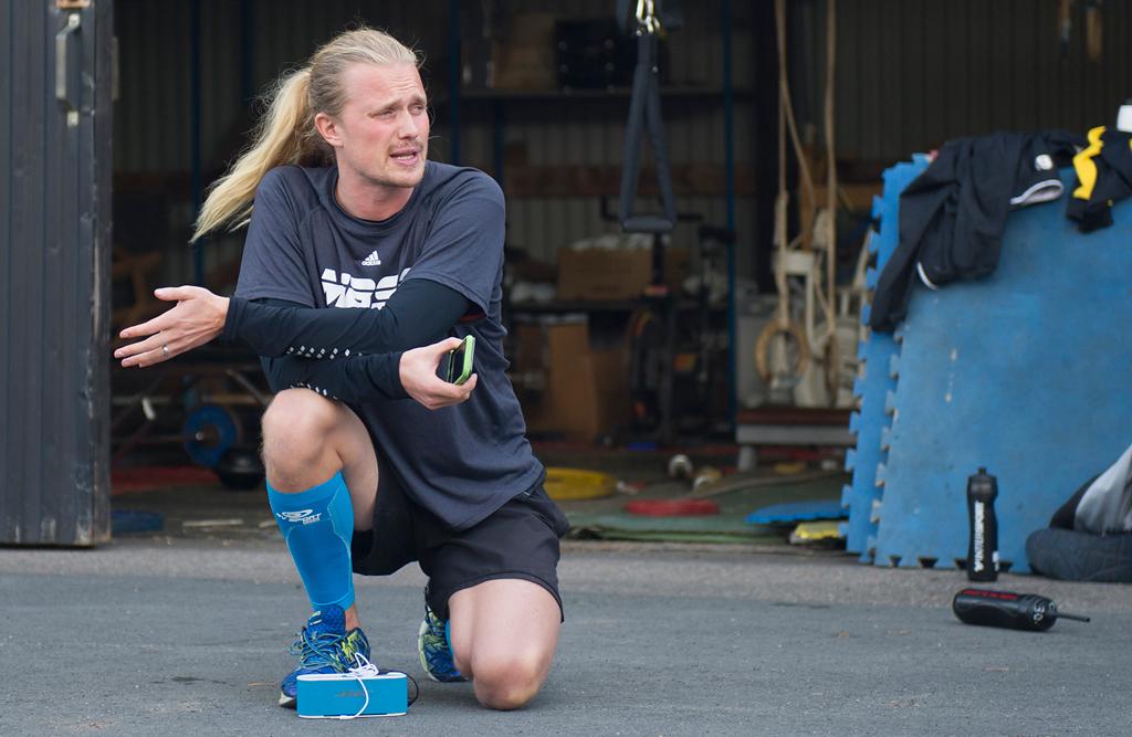Kristian Thalin lämnar VBK för andra uppdrag som fystränare