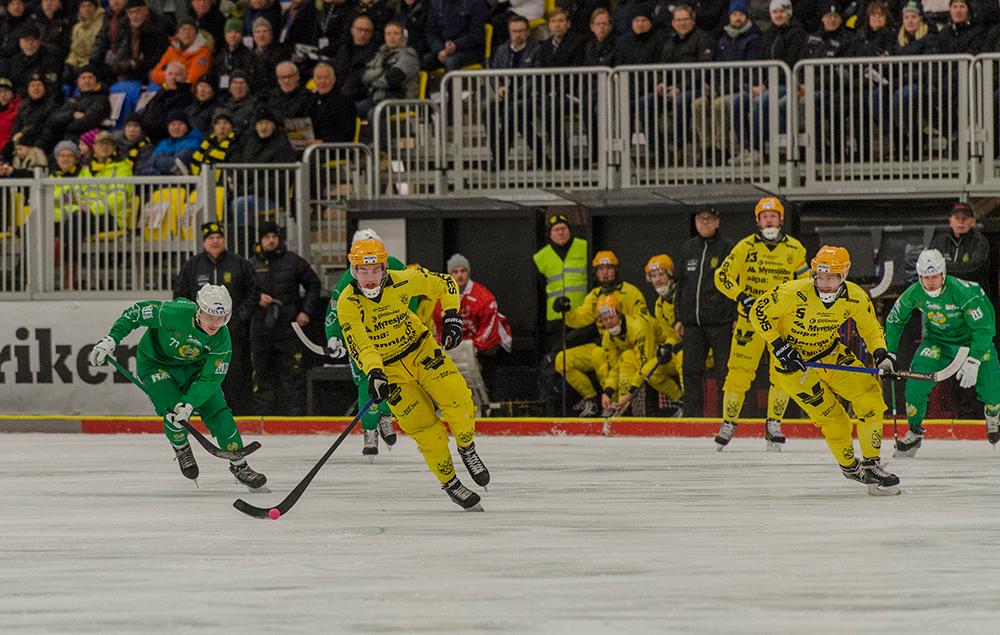 Daniel Johansson mot Hammarby