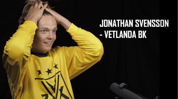 Jonathan Svensson