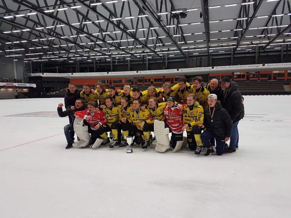 Svenska Cupen P20 2018