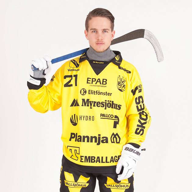 Tobias Nyberg