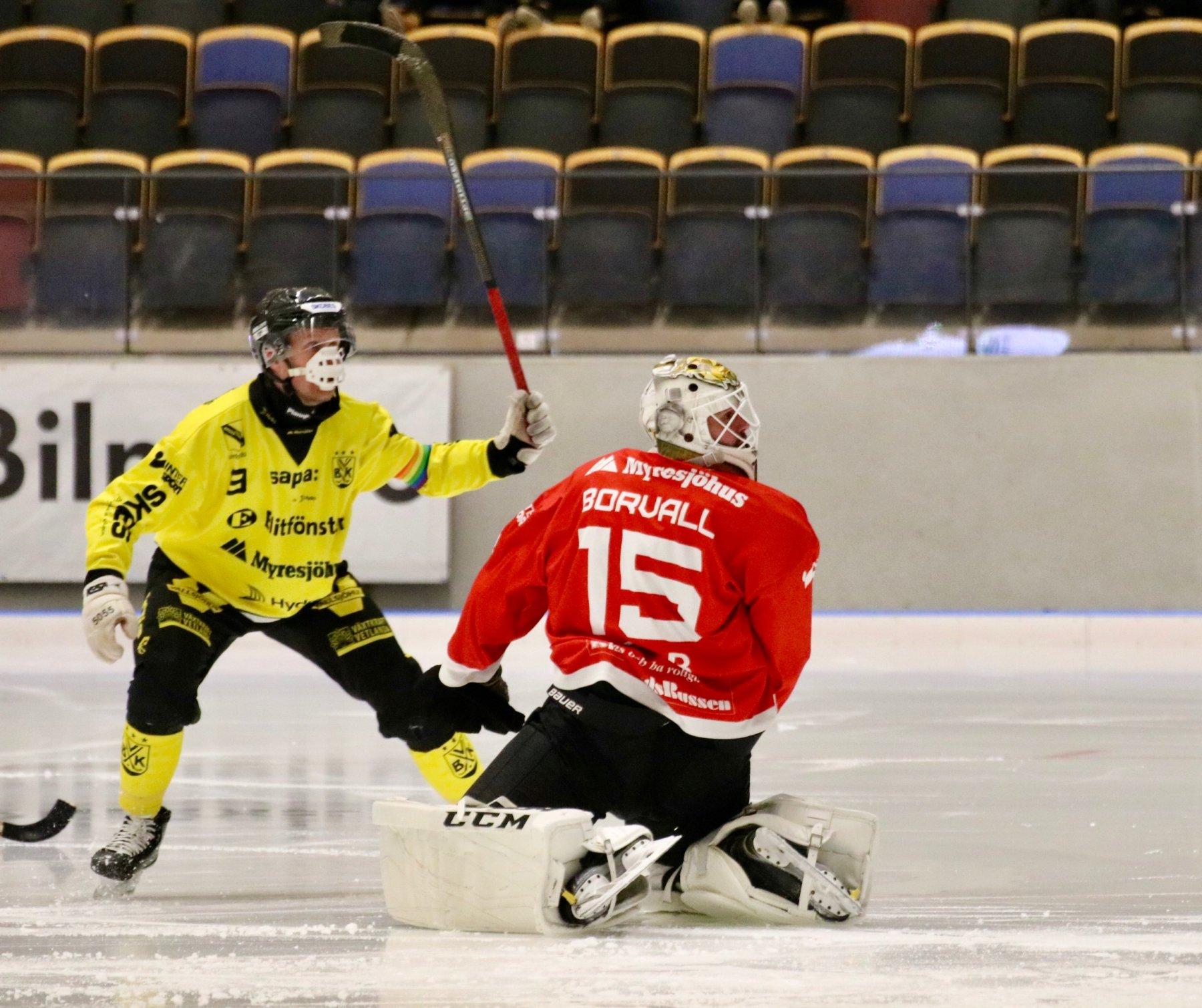 Philip Lennartsson och David Borvall