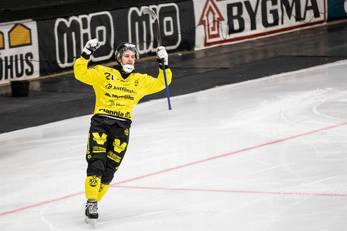 Tobias Nyberg mot Broberg